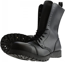 Boots & Braces - 10 Loch, Vegi-Boots