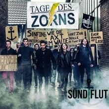 Sündflut - Tage des Zorns, CD