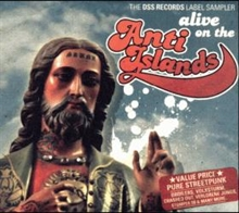 Alive At The Anti-Island - Oi-Punk-Sampler, CD