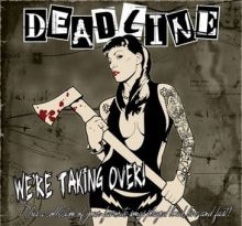 Deadline - Were Taking Over CD+DVD