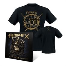 AMPEX - Alles was Du brauchst, Bundle-Set Man