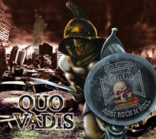 9 mm - Quo Vadis, CD