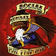 Social Combat - Mail from Hell CD