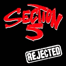 Section 5 - Rejected CD