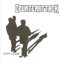 Counterattack - Step Aside, CD