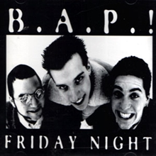 B.A.P. - Friday Night, CD