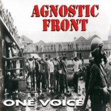 Agnostic Front - One Voice, CD