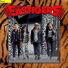 Eastigers, The - Eastigers, CD