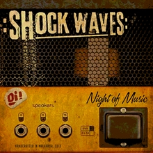 Shock Waves - Night Of The Music CD