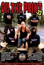 Oi! the Print - #34, Fanzine