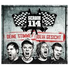 Serum 114 - Deine Stimme Dein Gesicht CD