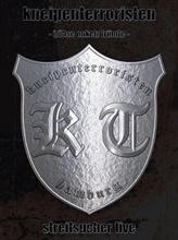 Kneipenterroristen - Streitsucher live, DVD+CD