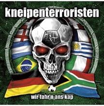 Kneipenterroristen - Wir fahrn ans Kap, CD