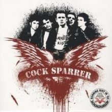 Cock Sparrer - Runnin riot in 84/Run with the blind, 7