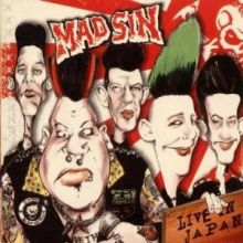 Mad Sin - Live in Japan, LP
