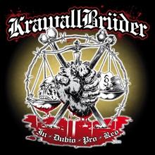 KrawallBrüder - In Dubio Pro Reo, LP