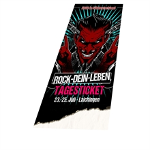 ROCK-DEIN-LEBEN 2020 - Donnerstag Tagesticket