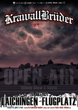 Krawallbrüder Open Air -  Zusatzticket