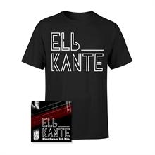 Elbkante - T-Shirt&CD Bundle