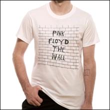 Pink Floyd - White Wall T-Shirt