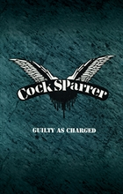 Cock Sparrer - Guilty as charged, MC Kassette