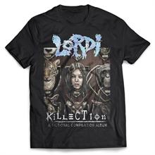 Lordi - Killectour, T-Shirt