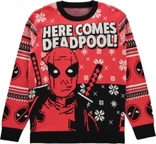 Deadpool - Knitted christmas Jumper